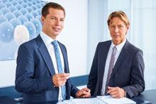 Gebäudereinigung Bremerhaven Arne und Boris Söffge
